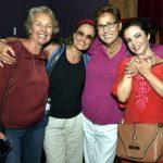 Stella Torreão, Zélia Duncan, Claudia Jimenez e Luciana Braga