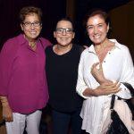 Claudia Jimenez, Ana Beatriz Nogueira e Lilia Cabral