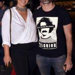 Andrea Leal e Eriberto Leão