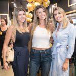 Daniela Brandão, Valentina Resende e Dandynha Barbosa