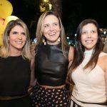 Debora Libanori, Anna Virginia Pinto e Raissa Fernande
