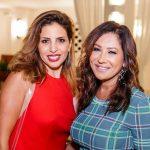Dina Ghorayeb e Sinesia Karol