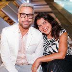 Fernando Torquato e Daniela Falcao