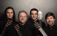 Sala Cecília Meireles recebe Quaternaglia Guitar Quartet e Orquestra Sinfônica da UNIRIO