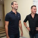 Hugo Mattos e Alexandre Plopschi