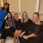 Teresa Calero , Mônica Rudge Clark, Renata Doria Fraga, Maninha Barbosa e Sumaia Neves
