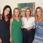 Bel Castro Neves, Kiki Moretti, Marcia Lebelson e Priscila Szafir