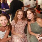 Hellly Alvim, Carolyna Aguiar e Veronica Nieckele