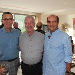 Joao Assis, Paulo Rocco e Paulo Romano
