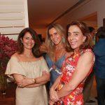 Angela Rocco, Priscila Szafir e Monica Marinho