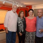 Jean Michel Arlim, Suzana Schild, Claudia Ryffer e Evandro Carneiro