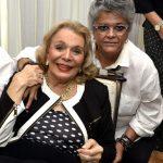 Lourdes Catão e Izabella Teixeira
