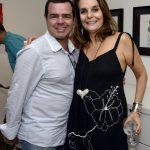 Luis Antônio Costa e Patricia Secco