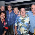 Mário Reis, Alex Cohen, Edison Coelho, Miguel Plopschi, Mariozinho Rocha e Max Pierre