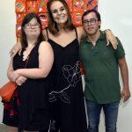 Maria Cristina Orleans e Bragança e Gustavo Aratanha