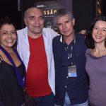 Anna Accioly, Noilton Nunes e Sílvio Da-Rin - Cláudia Oliveira