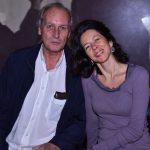Octávio Bezerra e Cláudia Oliveira