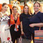 Renata Reis, Daniela Falcao, Marina Caruso e Silvia Rogar