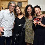 Ricardo Hachiya, Fernanda Pinto e Analu Prestes