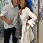 Ricardo Hachiya e Lucia Guanabara