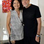 Roberta Damasceno e Léo Gandelman