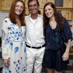 Teresa Freire , Julio Paraty e Branca Freire