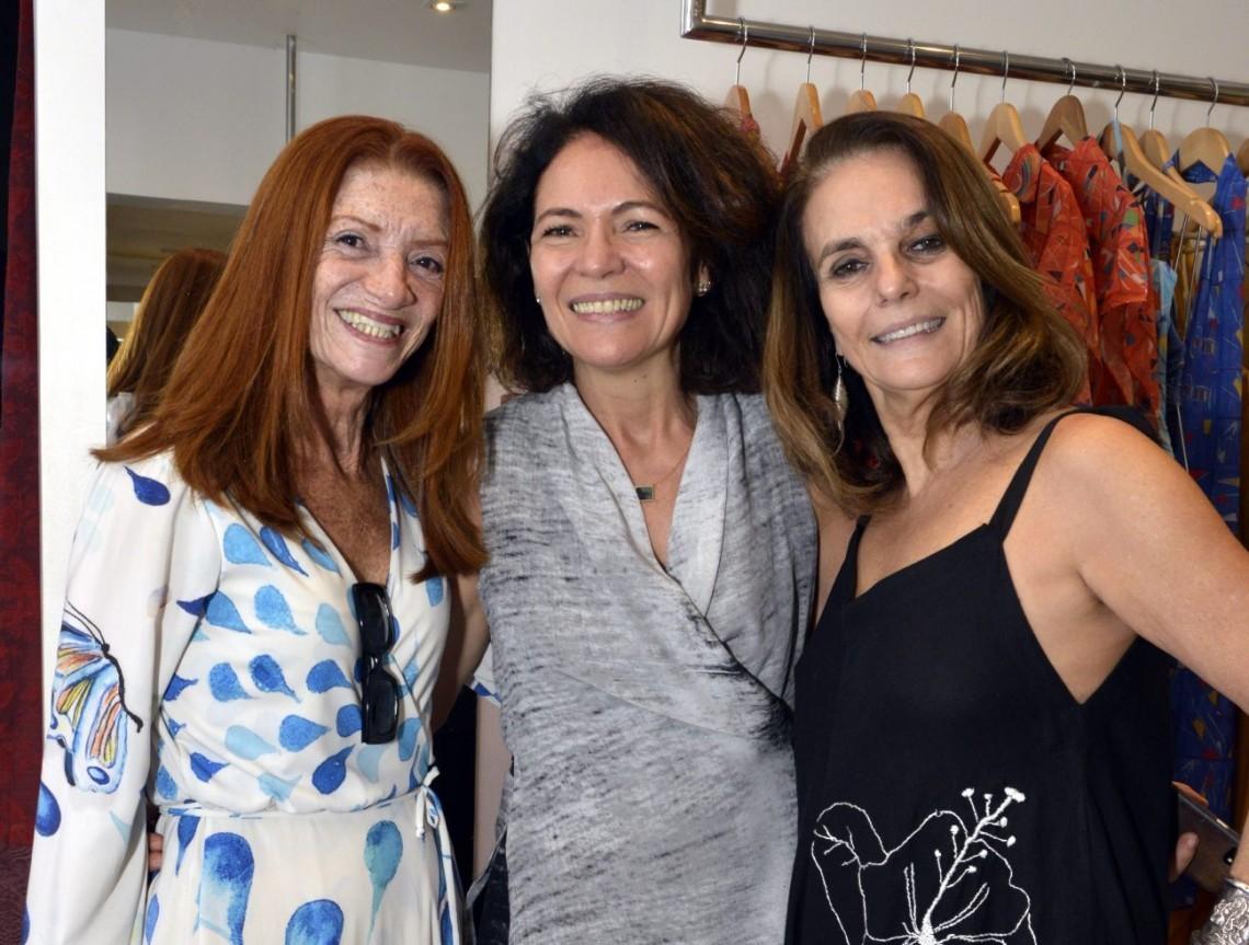 Abertura das exposições de Patricia Secco, Teresa Freire e Ricardo Hachiya