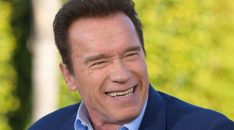 Schwarzenegger vira personagem de livro infantil e lançamento será no Arnold Sports Festival
