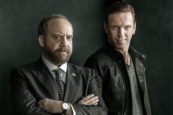 Paul Giamatti e Damian Lewis: os protagonistas de Billions, ótima série no cardápio da Netflix