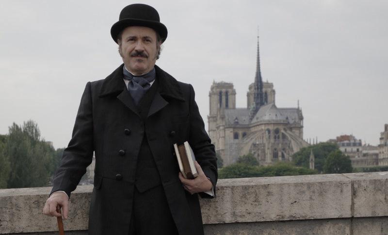 """Começa, em Paris, filmagens de """"Kardec"""""""