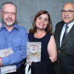 Ricardo Cravo Albin, Regina Ximenes e Luiz Carlos Pugialli