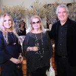Laja Zylberman,Célia Mendonça e David Zilberman