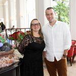 Alessandra Bernstein e Rafael Zilberman