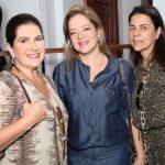 Alda Cristina Sadok de Sá Motta, Bianca Gibbon e Teresa Gibbon
