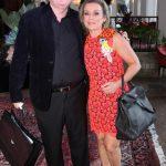 David Zilberman e Neiva Dal Pascoal