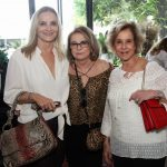 Izabel Ferreira, Regina Andrade Pinto e Isabel Ferreira