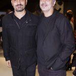 Ale Youssef e Heitor Dhalia