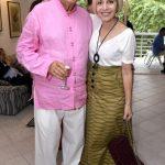 Luiz Carlos Barreto e Olivia Byington