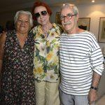 Maria Prestes, Lucy Barreto e Luiz Carlos Lacerda
