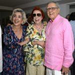 Betty Faria, Lucy Barreto e Luiz Carlos Barreto