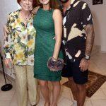 Lucy Barreto, Luana Piovani e Pedro Scooby
