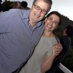 Daniel Filho e Fernanda Torres