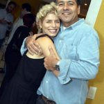 Gabriela Gastal e Marcos Palmeira