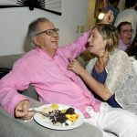 Luiz Carlos Barreto e Carla Camurati