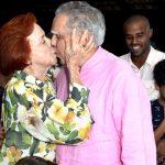 Lucy e Luiz Carlos Barreto