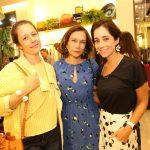Daniela Bechara, Anna Ka e Antonia Leite Barbosa