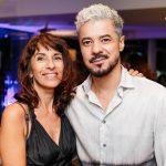 Emmanuelle boudier e Gilson Martins
