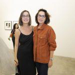 Fernanda Gomes e Evangelina Seiler