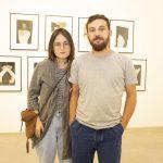 Luana Fortes e Jeremy Comolada