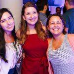 Luana Martins, Camila Salgueiro e Tati Prado